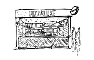 PizzaLuxe Manchester Airport